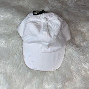 NWT Forever 21 Velcro baseball hat.
